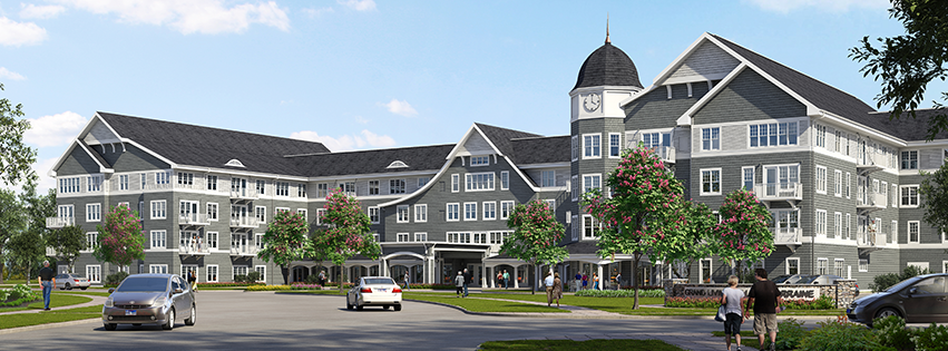 Customer Project: Grand Living at Lake Lorraine